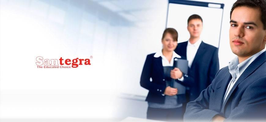 Карьера в Компании SANTEGRA