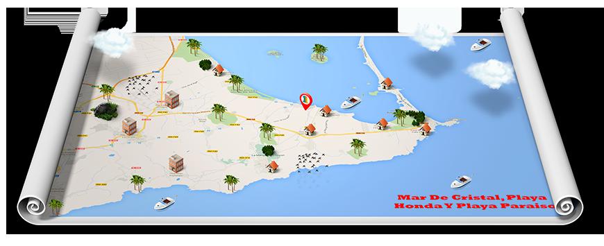 1-я Академия недвижимости Зона Mar De Cristal, Playa Honda Y Playa Paraiso Недвижимость испании