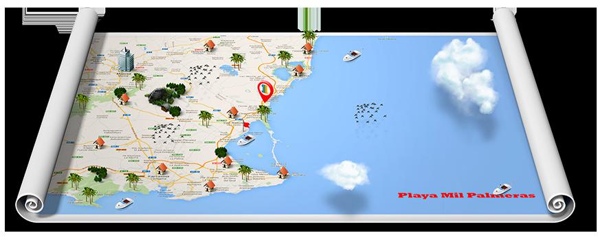 1-я Акдемия Недвижимости Playa Mil Palmeras Недвижимость Испании