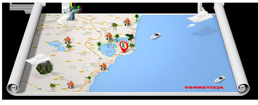 1-я Академия недвижимости Зона Torrevieja Недвижимость Испании