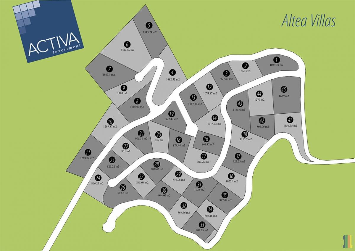 Activa-Altea Villas