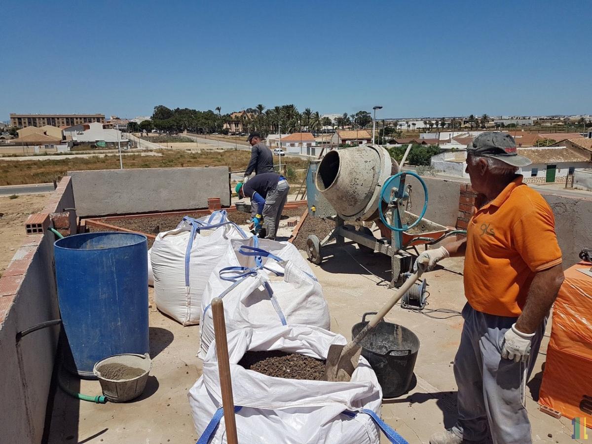 Строительство Жилого комплекса Abedul
