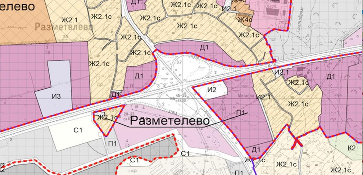 Технопарк Разметелевский