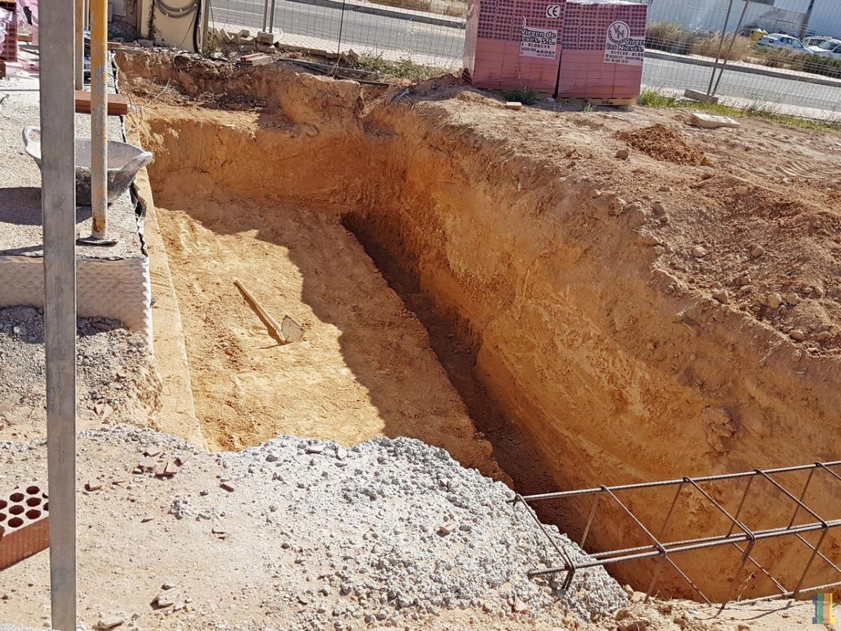 Строительство жилого комплекса Abedul(Березка)