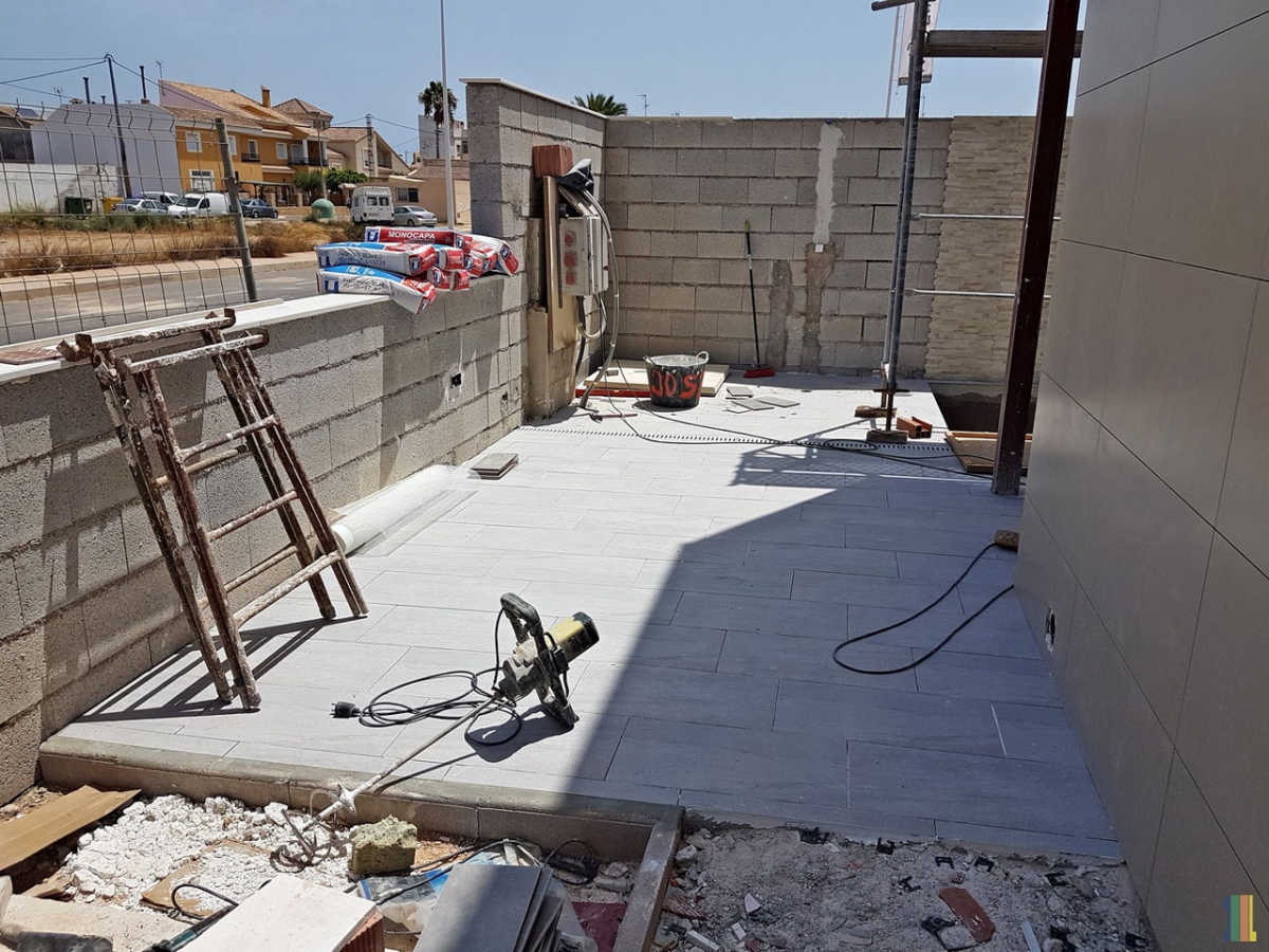 Работы в Испании