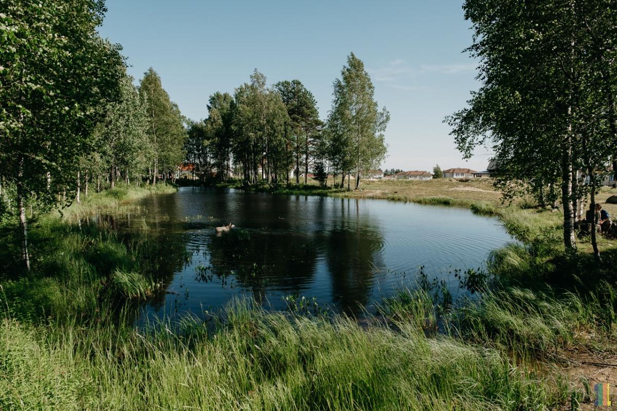 Фотографии развития и строительства КП Солнечное