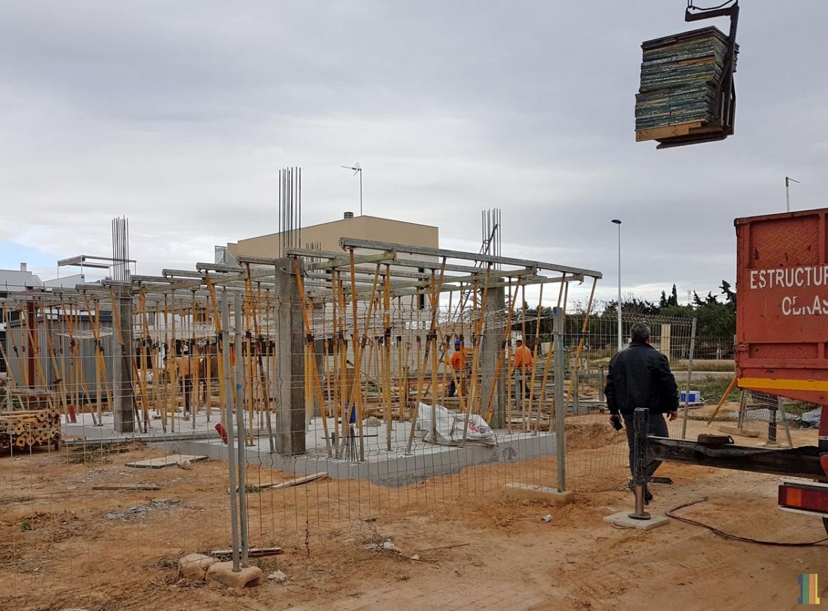Строительство в Испании