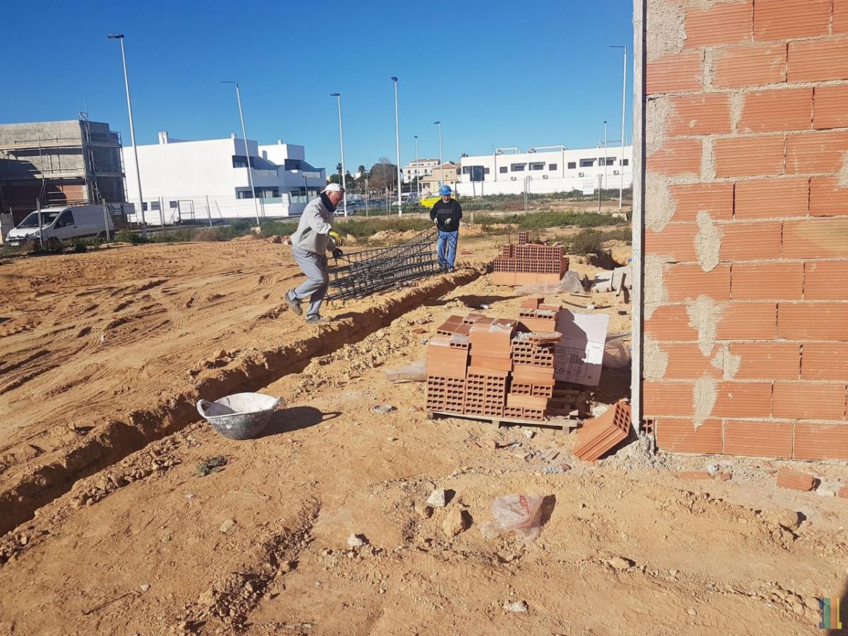 Строительство в Испании 2019