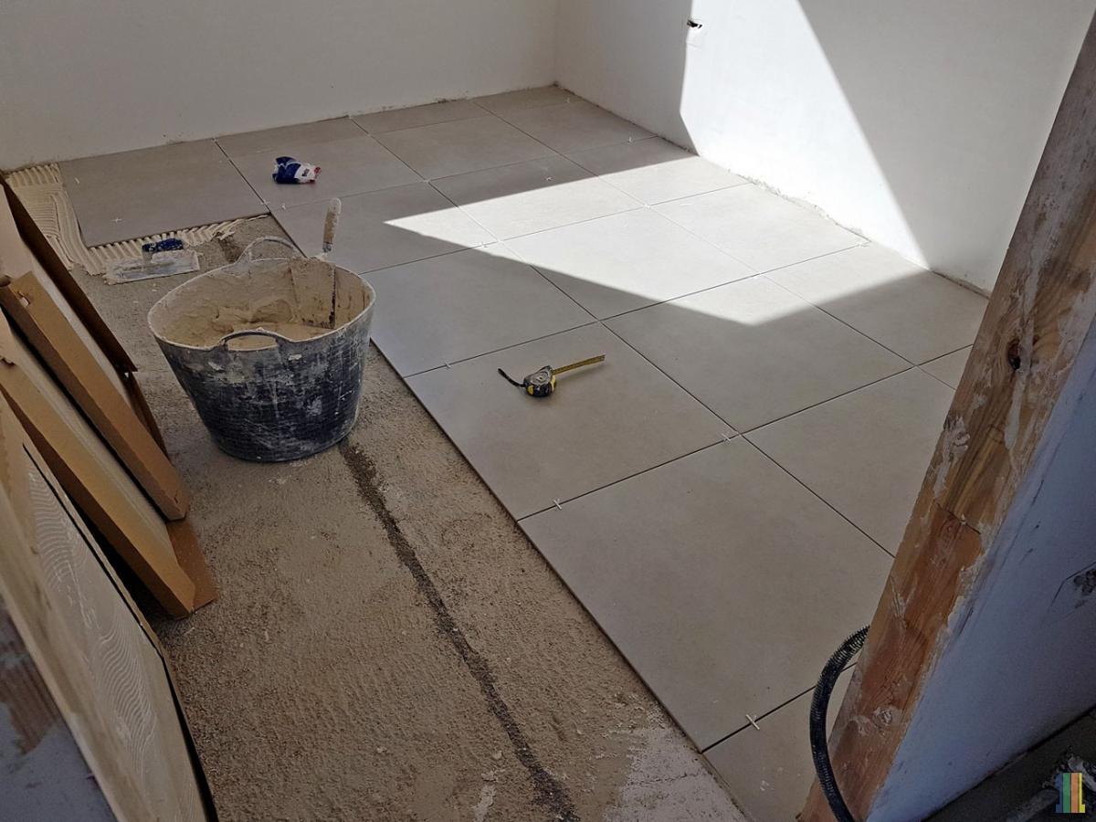 Очередные фотографии со строительства в Испании