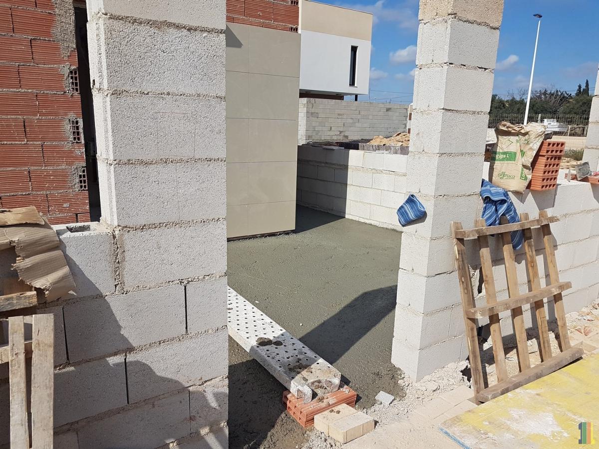 Фото строительства в Испании !