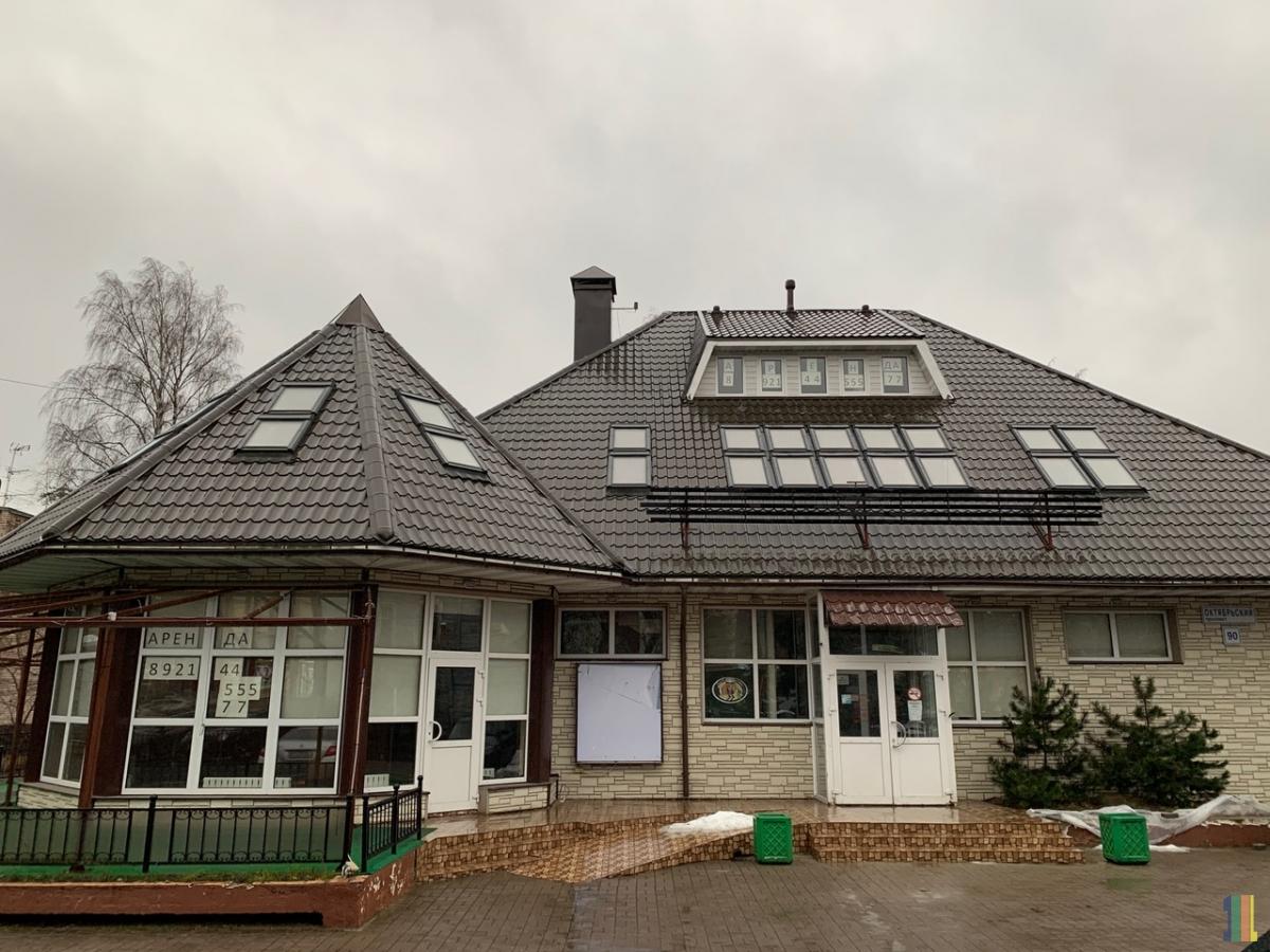 Отдельно стоящего здание г. Всеволожск